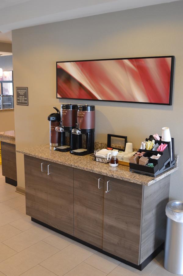 Marriott Residence Inn Coffee Station Es Development Amp Mgt